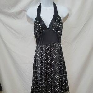 Ruby Rox Polka dot dress